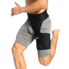 Groin Wrap Strain Pain Relief Support for Hip Injury Sciatica Thigh Compression