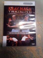 Krav Maga Training DVD Ex Rental VG