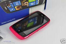 Nokia Lumia 610 RED Mobile Phone Simfree  UNLOCKED Sim-Free OS WINDOWS 7.5
