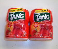 Tang Orange Strawberry Breakfast Powder Drink Mix Juice Vit.C Snack Summer 2
