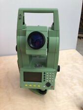 Leica Tcr 803 Total Station with case & manual