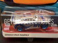 DISNEY PIXAR CARS SILVER COLLECTION DINOCO CRUZ RAMIREZ 2020 SAVE 6% GMC