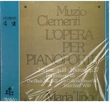 Clementi: L'Opera Per Pianoforte Volume 4 / Maria Tipo - LP