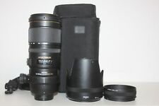 Sigma EX 70-200 mm f/2.8 APO HSM DG OS Conv AF IF pour Nikon