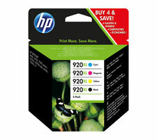Genuine HP 920XL Ink Cartridge Multipack (C2N92AE) - FREE UK DELIVERY - VAT inc.