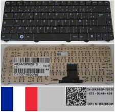 Teclado Azerty Francés DELL Vostro 1220 C100719900R0 0R360P AEAM3F00010 Negro