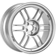 "Enkei RPF1 Wheel 17x9"", 35mm, 5x114.3 Silver Rim 3797906535 *Sold Individually"