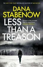 Less Than a Treason by Dana Stabenow 9781786695727   Brand New