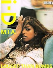 I-D Monthly Magazines for Women