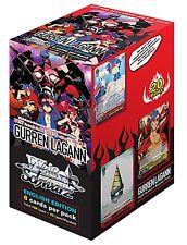 Weiss Schwarz Gurren Lagann Booster Box of 20 Packs, English Edition