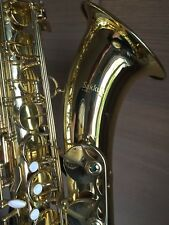 Sakkusu Tenor Saxophone Excellent Condition