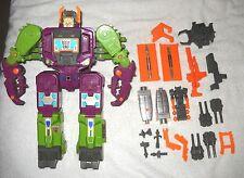 1987 Scorponok (G1) - 100% complete (vintage Generation 1 Transformers)