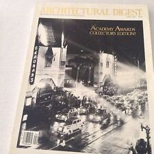 Architectural Digest Magazine Grauman's Theatre April 1990 071117nonrh