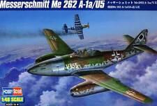 HobbyBoss Messerschmitt Me-262A-1a/U5 W.Nr.112355 V355 MK108 1:48 Modell-Bausatz