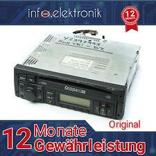 CD Radio 1U0035156A 1U0 035 156 A Skoda Octavia + CODE