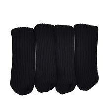 4Pcs Chair Table Leg Knitting Wool Furniture Cover Sleeve Sock Floor ProtectorSP