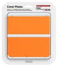 NEW Nintendo 3DS Cover Plates No.033 Orange