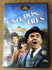 DVD Uno,Dos,Tres,James Cagney