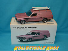 1:18 Biante - Holden HQ Sandman Panel Van in Orchid Metallic