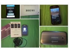SAMSUNG TOUCH3 SMG310R5 Cell Phone (Greatcall) Combo Battery Home Charger