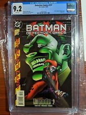 Detective Comics #737 CGC 9.2 3rd appearance of Harley Quinn! Suicide Squad