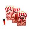 Popcorntüten für Ihren gepopten Popcornmais und perfekt fürs Popcorn Heimkino