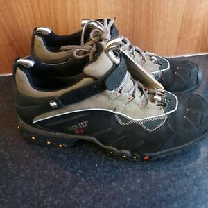 Clarks Goretex XCR Active Air Walking Hiking Boots Shoes UK 10 - New - DAMAGED