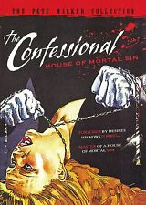 The Confessional: House of Mortal Sin by Shriek Show (DVD)
