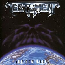 Testament - The New Order - NO BACK COVER
