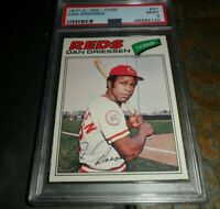 1977 O-Pee-Chee #31 Dan Driessen CINCINNATI BIG RED MACHINE MINT PSA 9