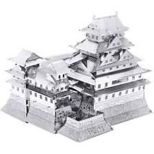 Metal earth himeji castle kit di metallo