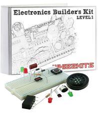 Whizzkits Breadboard Electronics Beginners Project Starter Builders Kit
