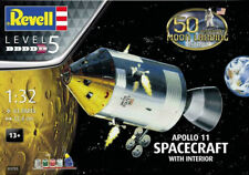 Revell G 3703 Apollo 11 CSM Command and Service Module plastic model kit 1/32