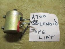 Studer / ReVox A700 Tape Lift Solenoid