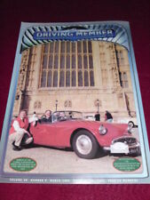 THE DRIVING MEMBER - March 2004 Vol 40 #9