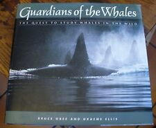GUARDIANS of the WHALES 1992 OBEE/ELLIS to Study Whales in the Wild PHOTOS LOOK