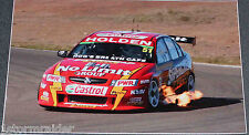 Greg Murphy Supercheap Auto Racing VY Commodore Large High Quality Photo