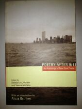 Dennis Loy Johnson  Poetry After 9-11 (2002)  Very Good  First Edition