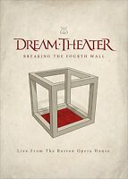 DREAM THEATER - BREAKING THE FOURTH WALL(LIVE FROM THE BOSTON OPE  BLU-RAY NEU