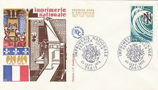 FRANCE 1978 FDC IMPRIMERIE NATIONAL YT 2014