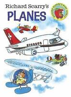NEW Richard Scarry's Planes (Richard Scarry's Busy World) by Richard Scarry