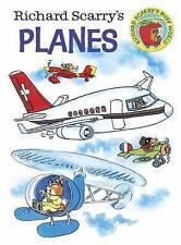 Richard Scarry's Planes Scarry  Richard 9780385392709