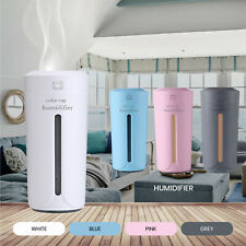 Portable Led Ultrasonic Mini Diffuser Aromatherapy Air Humidifier 230Ml 4 Colors