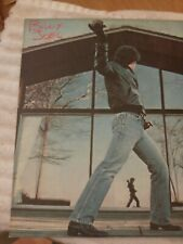 Billy Joel - Glass Houses [LP W/Lyric Sheet LP  FC 36384, 1980
