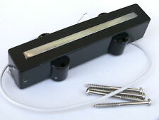 Janika 5 string electric bass guitar hotrail neck pickup hot rail