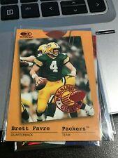 BRETT FAVRE 1997 Donruss Passing Grade #12 PACKERS #/3000! kxv2