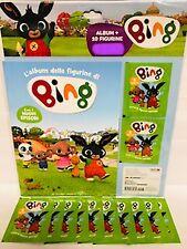 L'ALBUM delle Figurine di Bing + 60 Figurine (12 BUSTINE) diramix