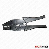 Ratchet Crimpers 2.5-16mm² Cable Copper Tube Crimper Light/Heavy Duty Terminal