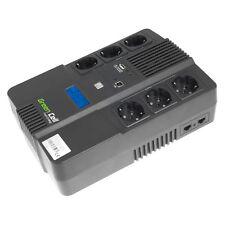 Green Cell® UPS / Gruppo di continuità 600VA (360W) con LCD - Line Interactive