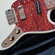 More details for tenor guitar: mint eastwood warren ellis signature 2-pickup + case & suede strap